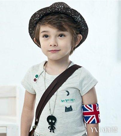 【图】男孩儿童流行发型图片 可爱帅气化身时尚小达人图片