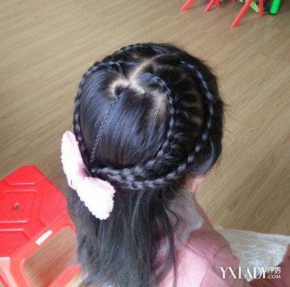 流行发型 儿童发型 还有像这