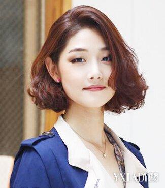 35岁女人短发发型 女式短发发型图片大全2018圆脸
