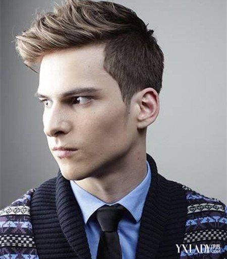 【图】欧美男的短发发型 尽显阳刚硬汉气质图片
