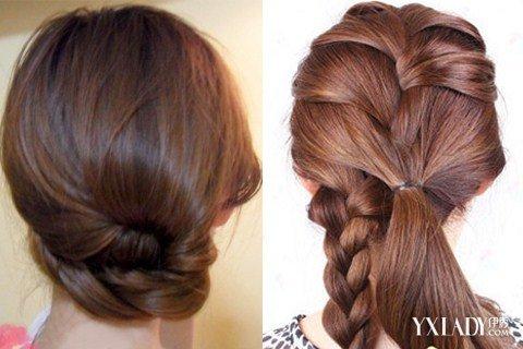 扎头发的样式大全 教你11种扎发方法