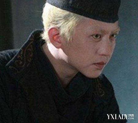 【图】邓超跑男白发发型大曝光图片