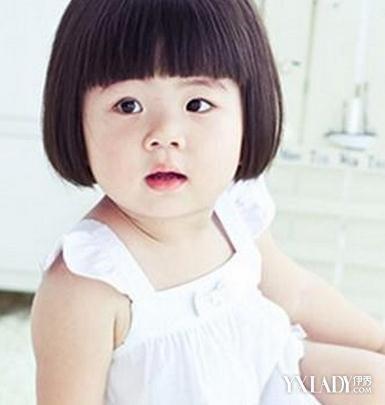 【图】宝宝夏天发型女短发图片