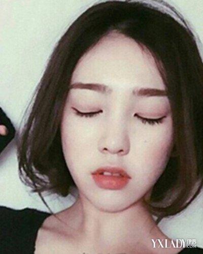 【图】韩式女个性气质女友发型时尚翻倍_韩式短发非要剪短发图片