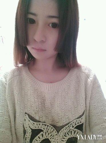 女生剃发式发型分享展示图片
