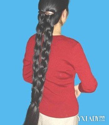 【图】大辫子长发图片欣赏4款好看的大辫子发杰森斯坦森式发型图片