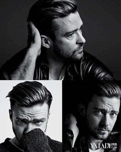 欧美油头造型_新欧美男士油头发型图片 见识不一样的男神