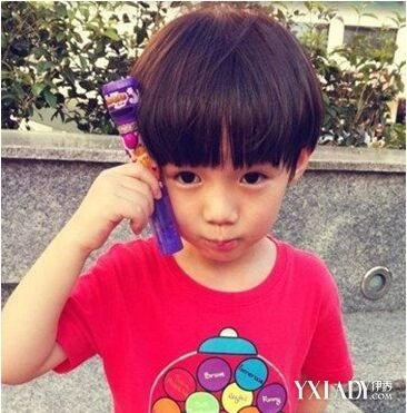 【图】小孩子锅盖头发型 彰显儿童的纯真可爱