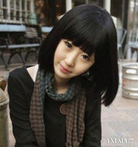 盘点短直发发女女生发型图片 自信美丽又时尚图片