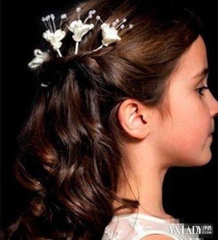 美容 发型 diy发型 / 正文  小儿童简单编发教程 瀑布编发在国外非常