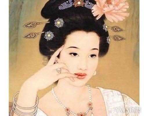 【图】唐代贵妃发型图片欣赏