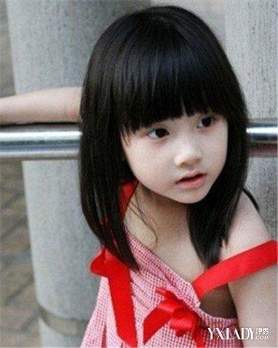 【图】儿童刘海怎么剪 4款可爱的儿童刘海设计