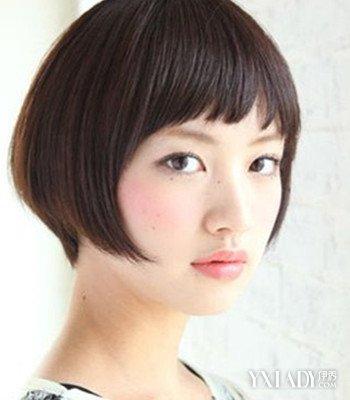 沙宣发型适合什么脸型图片