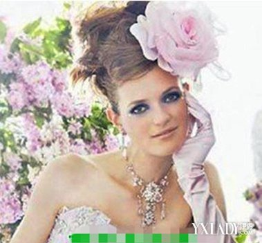 【图】欧式宫廷公主发型 高贵而优雅的别样时尚