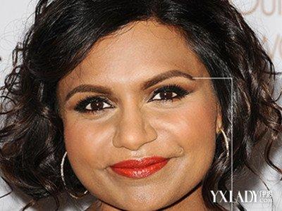 适合圆脸的眉毛是怎样的 为你找到合适你脸型的眉型