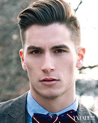 【图】男欧美偏分头发型盘点 偏分发型更显成熟图片