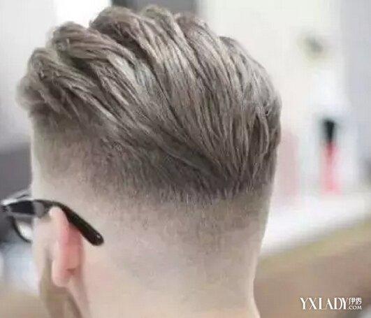 2018男士发型后面设计 六款时尚帅气发型惹尖叫