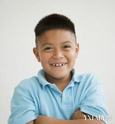【图】四岁魅力的短发发型可爱帅气图片无限啵人传纲手男孩图片