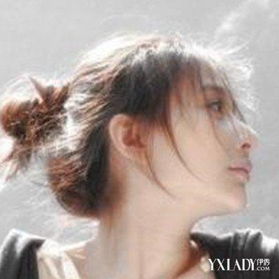 【图】无刘海侧脸头像女生 清爽减龄款发型你必学