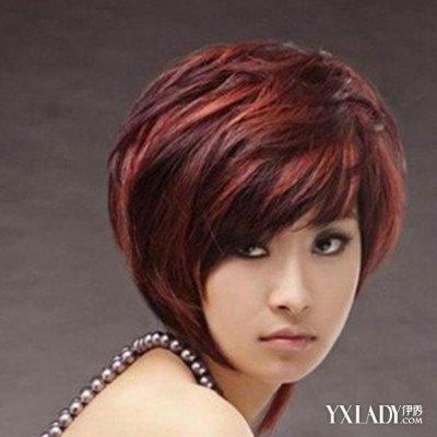 曾经辉煌一时的碎发发型虽然在这两年已不再流行.图片
