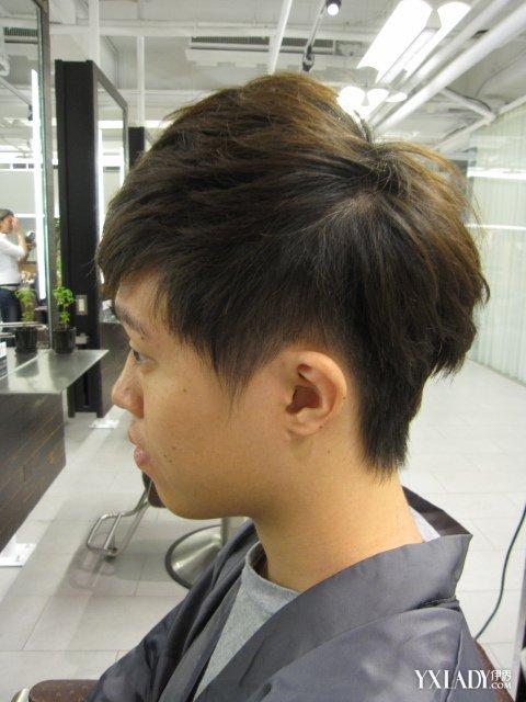 【图】盘点男生两边掏空的发型 介绍4款帅气发型图片