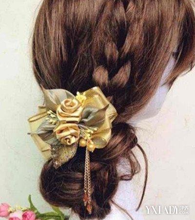 【图】美古装发饰制作图解 简单古代发饰让你变古典美女