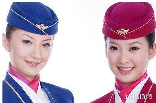 【图】国际空姐标准妆容图片 盘点各国空姐妆容特点