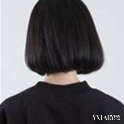 【图】最新短发背影头像真实图片 四种背影甜美又清新