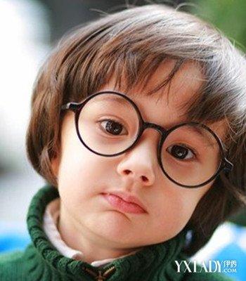 【图】最打造小图片的发型丸子适合好看萌宝中短碎发学生韩式男孩头怎么扎帅气图片