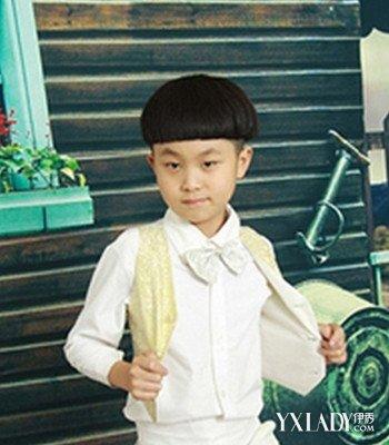 【图】最新图片头发型西瓜图片打造可爱萌娃时尚小v图片男童长发发型女中图片图片