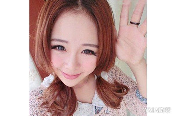 女孩子扎头发简单又好看的样式介绍 教你4款好看发型图片