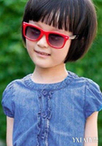 【图】女儿童发型短发发型推荐 让萌娃们可爱起来吧图片