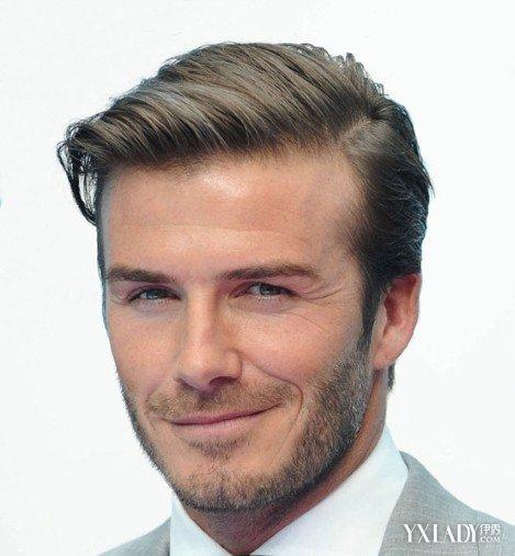 偏分成熟发型男图片 为你打造复古美男范