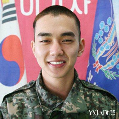 【图】军人发型男生 新圆寸头彰显军人魅力