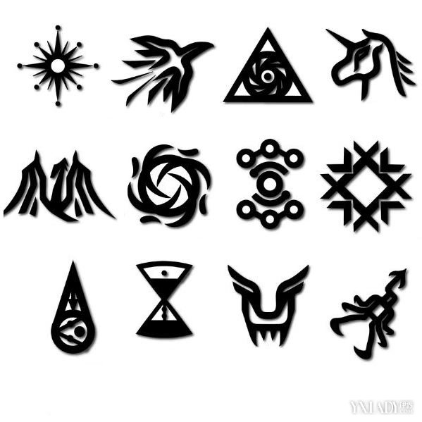 【图】exo纹身图案大全 霸气侧漏的纹身背后的意义