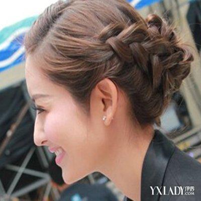 泰国明星编发图片大全 五款漂亮泰国编发发型