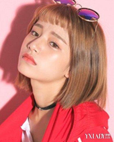 【图】唯美图片女生侧脸短发 清爽时尚气质感十足 (400x500)