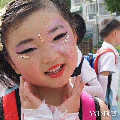 怎么画儿童舞台妆眼状 七招轻松教你画完美的舞台妆