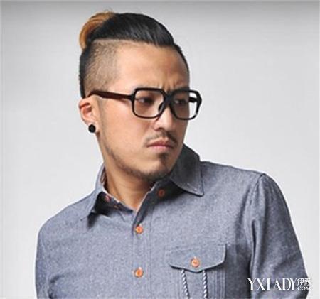 【图】男士高额头适合的发型推荐 打造潮男的风采