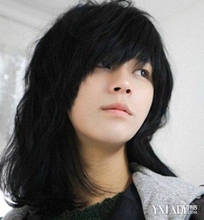 【图】男人长发非主流发型图片大全 四款发型展示男人图片