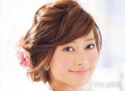 发型 伴娘/婚礼当天新娘是绝对的女主角,而伴娘就成为理所当然的第二女...