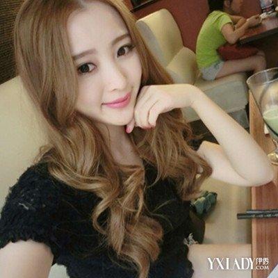 【图】新款中长发烫发发型韩式 打造韩剧女主角