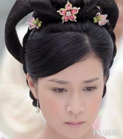 好看的古装发型扎法 6种古代女子发型任你挑