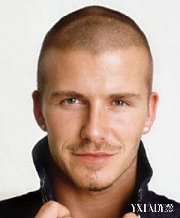 【图】男人秃顶发型图片 四款发型让秃顶男人变型男
