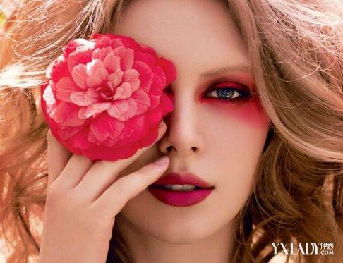 欧美彩妆大片欣赏 色彩派对盛妆让你高调亮相图片