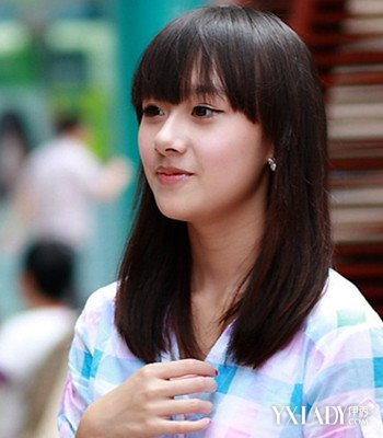 【图】发型图片初中生风格4种不同初中任你挑潮流郑东新区排名图片
