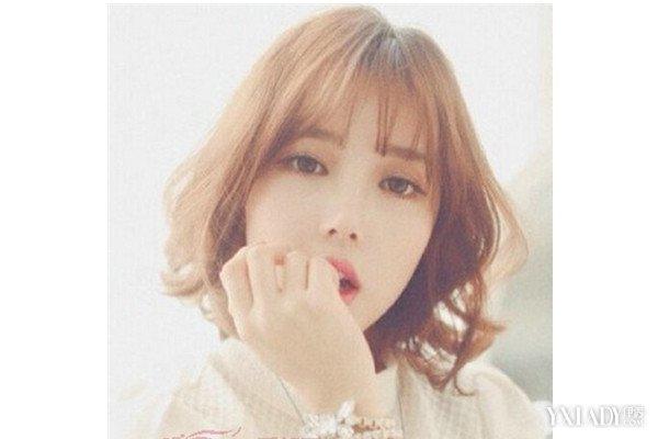 韩式齐肩短发发型女款介绍 热荐4款好看发型