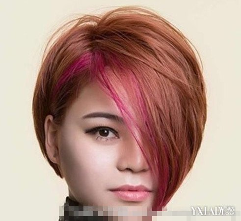【图】女生短发渐变色染发发型 几种发型让你时尚又个性图片