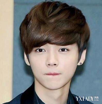 男孩蘑菇头发型图片_蘑菇头短发发型图片男_短发男生帅气发型2017