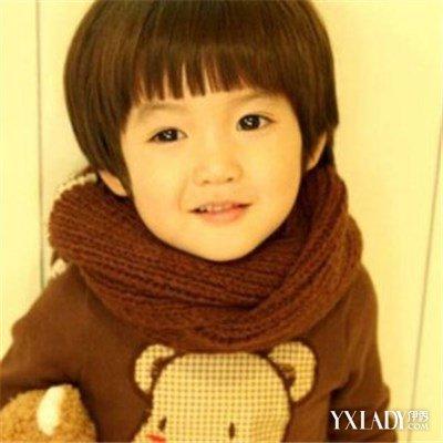 【图】男宝宝最新发型图片